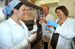 Prof. Aharon ore's Lab