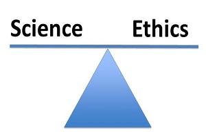 איזון בין מדע לאתיקה